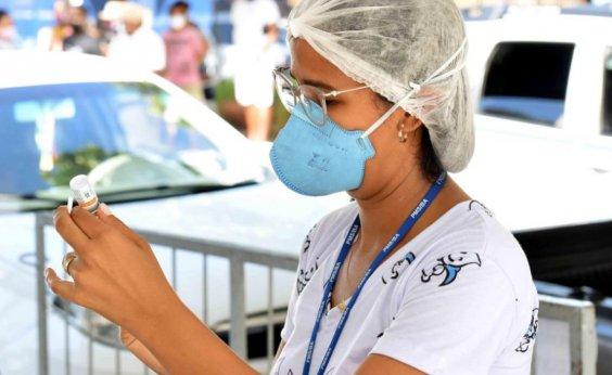[Vacinação de trabalhadores da educação começa nesta quarta-feira; confira cronograma ]