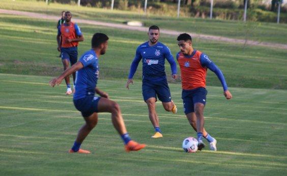 [Sem Rossi, Bahia estreia contra uruguaios em novo formato da Copa Sul-Americana]