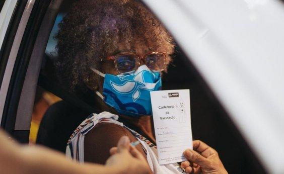 [Vacinação contra covid-19 de pessoas com síndrome de down começa hoje em Salvador]