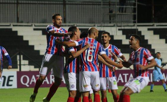 [Depois de empate na Sul-Americana, Bahia vira a chave e já pensa no Fortaleza]