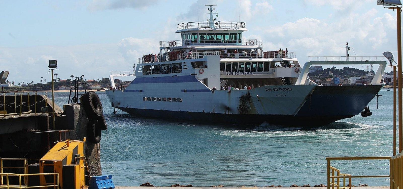 [Por decreto, Ferry-Boat não opera no final de semana; confira horários]