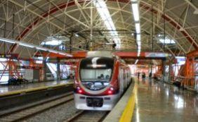 [Linha 2 do Metrô:  tráfego da AV. ACM será desviado para obras]