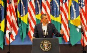 """[Obama cobra """"resposta unida e forte"""" ao teste nuclear da Coreia do Norte]"""