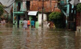 [Drenagem de água da chuva é concluída em Pirajá; acesso foi liberado]