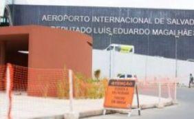 [Pista do aeroporto de Salvador será interditada parcialmente ]