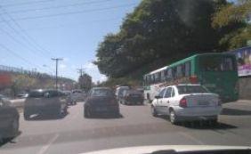 [Trânsito apresenta intensidade na manhã desta sexta-feira; confira]