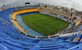 [Estádio La Bombonera é interditado após violência contra jogadores]