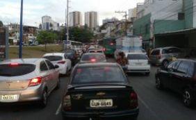 [Trânsito é intenso no Rio Vermelho e Vasco da Gama; veja pontos de lentidão]