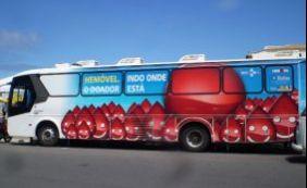[Hemoba faz apelo por mais doações de sangue durante o verão]