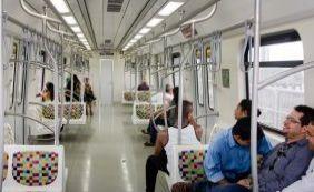 [Metrô tem queda de 25% no número de passageiros após início da cobrança]