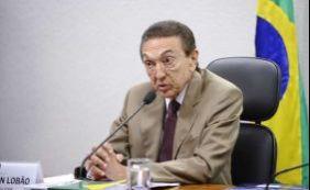 [STF autoriza quebra de sigilos fiscal e bancário do senador Edison Lobão]