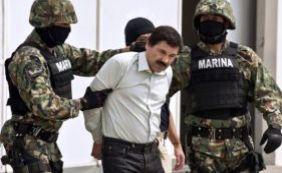 [Tem início processo de extradição de El Chapo para os EUA]