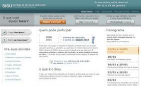 [Sisu abre inscrições para 228 mil vagas em universidades brasileiras]