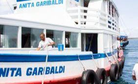 [Travessia Salvador-Mar Grande é suspensa por 2h devido à maré baixa; confira]
