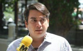 """[""""É uma grande perda para a Bahia"""", diz Pedro Tavares sobre Afrísio Vieira Lima]"""
