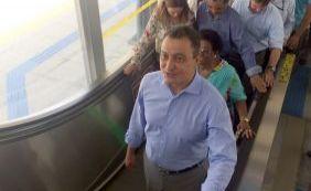 [Rui pretende entregar terminal de integração do metrô em Pirajá no fim do mês]