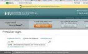 [Federal da Bahia tem maior nota de corte do Sisu para curso de medicina ]