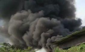 [Feira de Santana: Fundação de Apoio ao Menor é atingida por incêndio]