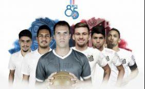 [Bahia realiza amistoso contra o Santos em comemoração aos 85 anos do clube]