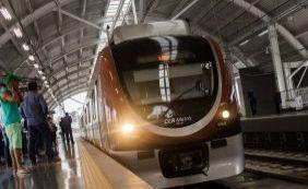 [Com redução de 50% dos passageiros do metrô, governo aposta em integração]