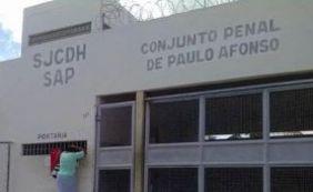 [Ministério Público move ação contra presídio por falta de condições sanitárias ]