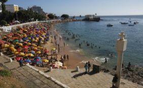[Mais de 15 praias estão impróprias para banho; Porto da Barra está na lista]