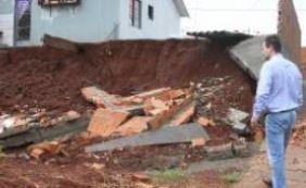 [53 cidades são afetadas por tempestades no Paraná]