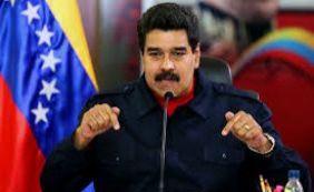 [Oposição pede renúncia do presidente da Venezuela Nicolás Maduro]
