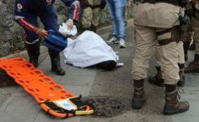 [Jovem morto em frente ao Shopping da Bahia era graduando da Marinha]