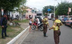 [Transalvador notifica 179 condutores em operação contra estacionamento irregular]
