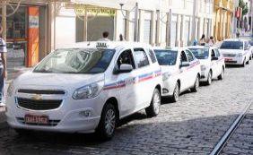 [Prefeitura inicia aferição de taxímetros; fiscalização segue até o dia 2]
