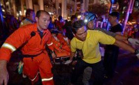 [Ataques matam uma pessoa e deixam sete feridas na Tailândia]