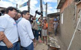 [Morar Melhor: Prefeito autoriza reforma de mais de 500 casas em Cosme de Farias]