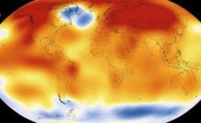 [Nasa registra 2015 como o ano mais quente do planeta]