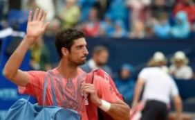[Bellucci joga mal e cai na segunda rodada do Australian Open]
