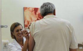 [Vacina contra gripe segue disponível em 12 postos de Salvador; confira]