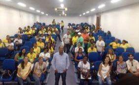 [Prefeitura de Lauro se reúne com agentes de endemias para combate ao Aedes ]