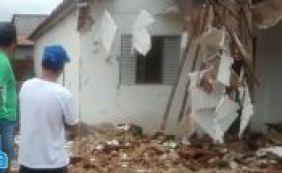 [Muro desaba e mata criança de três anos em Ipupiara]