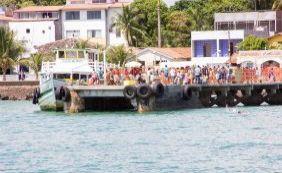 [Travessia Salvador-Mar Grande encerra atividades mais cedo nesta sexta-feira]