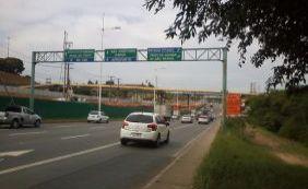 [Avenida Paralela terá trânsito alterado por conta de obra do metrô; confira]