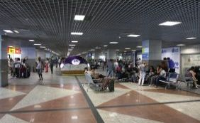 [Mais uma vez, Aeroporto de Salvador apresenta problema de ventilação]