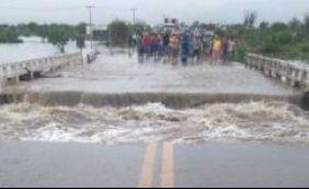 [Fornecimento de água é interrompido em Riachão do Jacuípe após fortes chuvas]