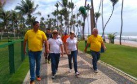 [Verão da Gente: Prefeitura de Lauro de Freitas percorre orla neste domingo]