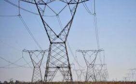 [Cinco cidades continuam sem energia elétrica por conta da chuva no estado]