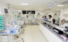 [Primeira UTI neonatal cirúrgica da Bahia é inaugurada no Martagão Gesteira]