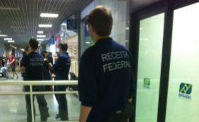 [Polícia inicia operação em combate ao tráfico no aeroporto nesta segunda-feira]