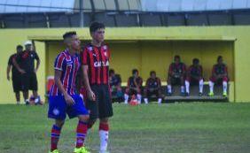 [Sub-14: Bahia vence o Vitória por 2 a 0 e conquista Copa Redeball]