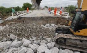 [Ponte em Riachão do Jacuípe será liberada nos próximos dias]