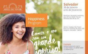 [Organização Arte de Viver lança curso de meditação em Salvador; confira]