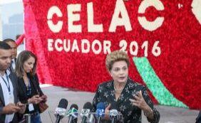 [Dilma defende ministro e diz que batalha contra Aedes não está perdida]